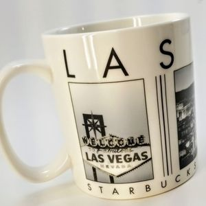 Starbucks - City Series - Las Vegas Mug